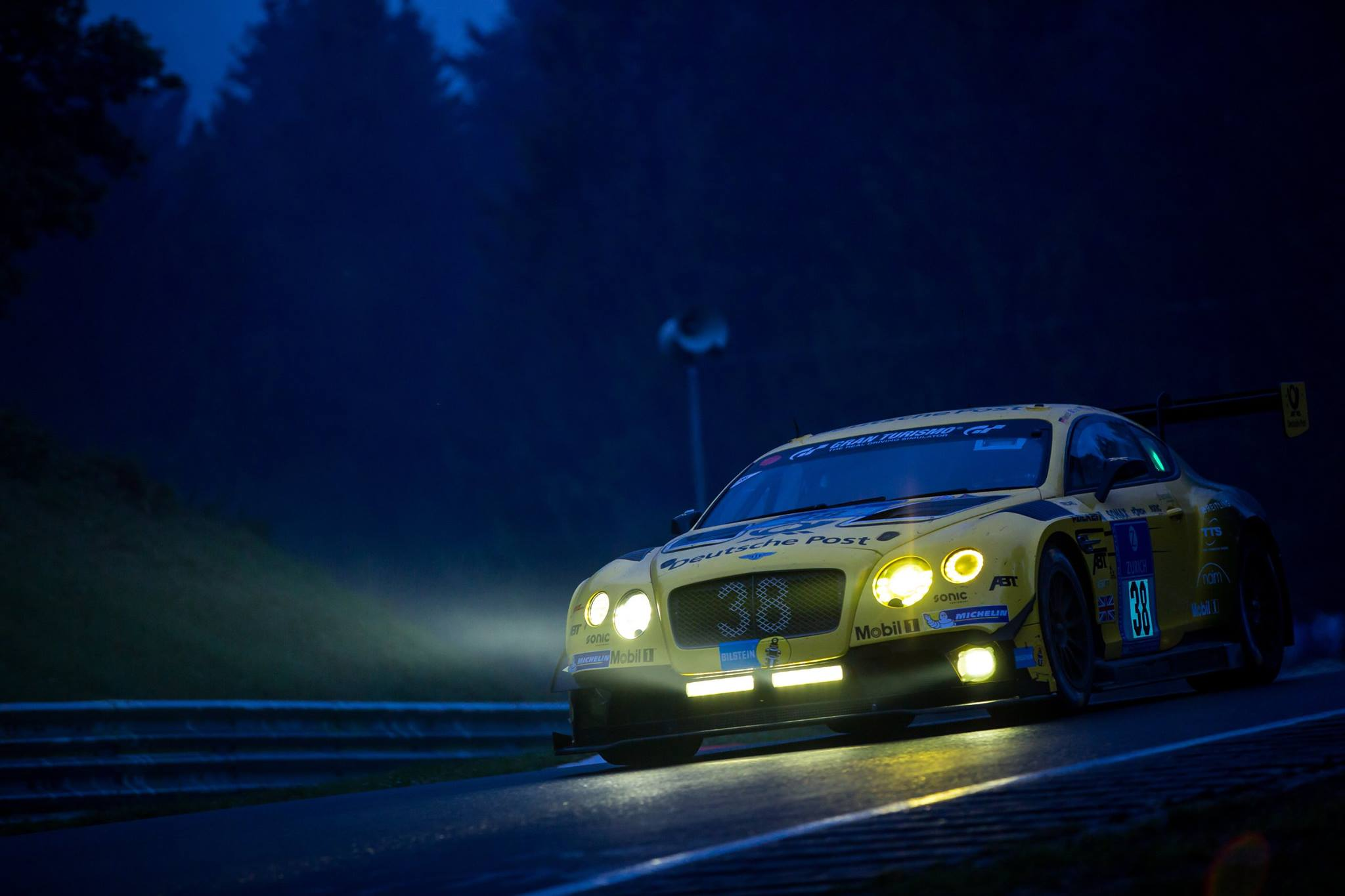Mercedes Amg Sweeps The Podium At The Nurburgring 24 Hours