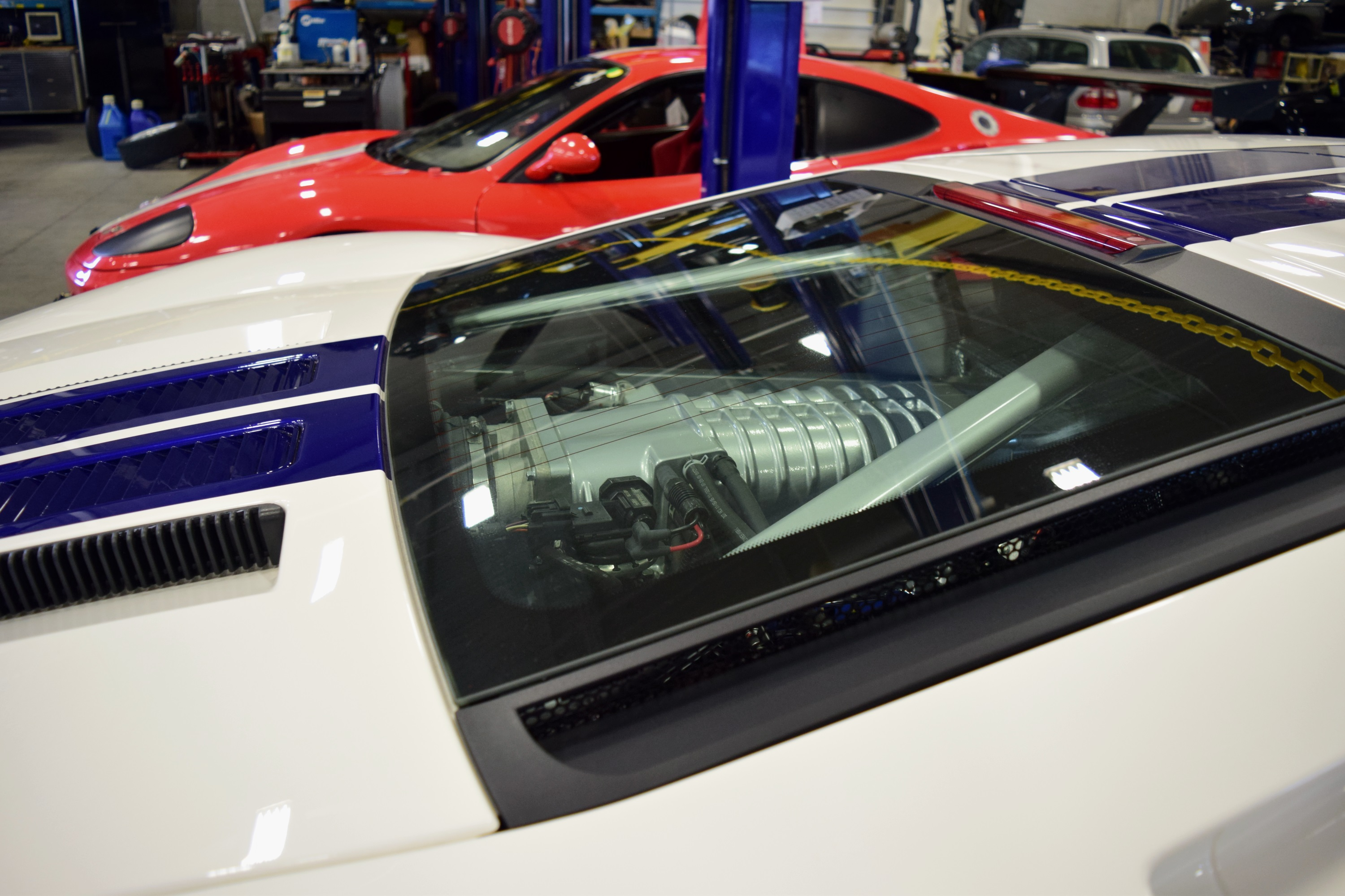 Ford Gt Engine Why A Turbocharged V Instead Of A V Because Le Mans