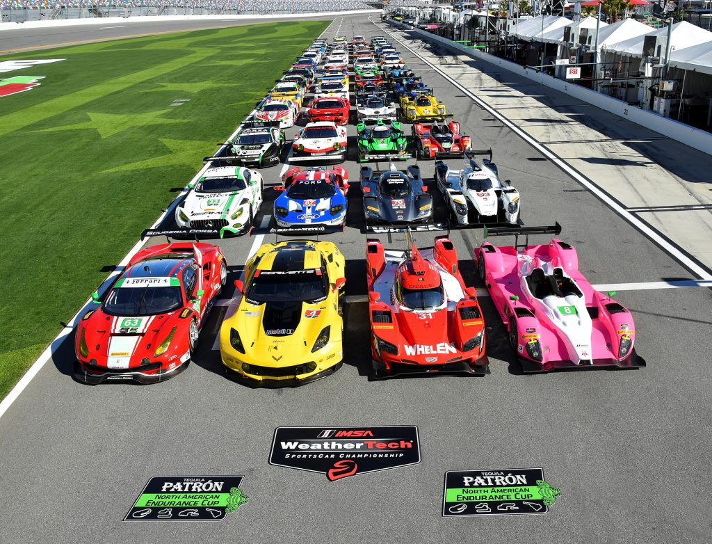 Gt Racecars Of The Imsa Wtsc Season Inside Line