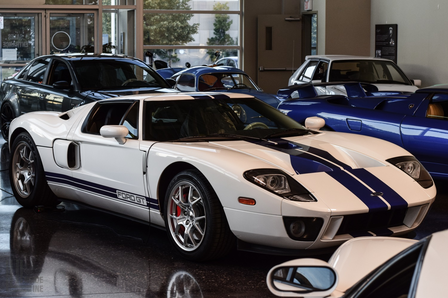 Ford Gt For Sale At Engineered Automotive In Toronto