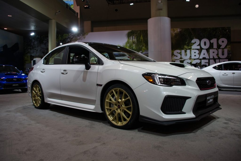 Subaru Sti Price 2017 >> Toronto Auto Show 2018 - Best Performance Cars of CIAS