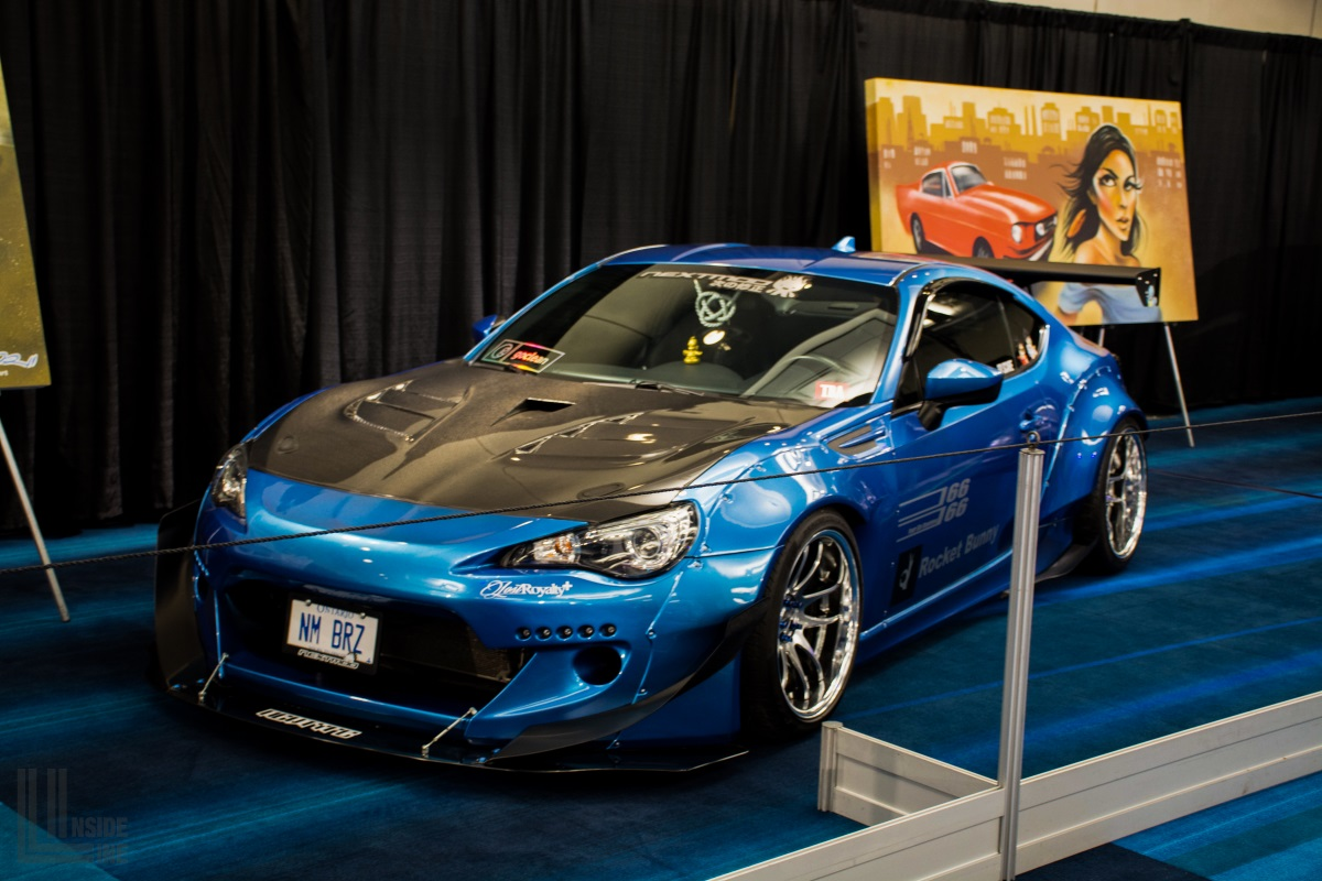 Subaru Brz 2018 Sti >> Toronto Auto Show 2018 - Best Performance Cars of CIAS
